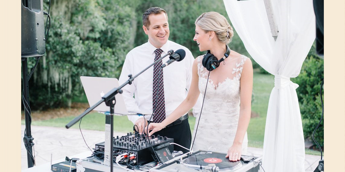 Wedding DJs Charleston SC